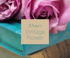 Nora's Vintage Flower